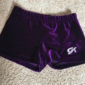 GK Shorts - Velvet shorts